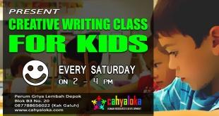 Kelas Menulis Anak