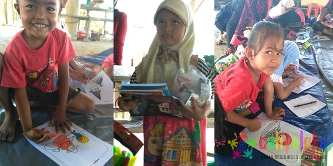 Read For Change Untuk Anak Pidie Jaya