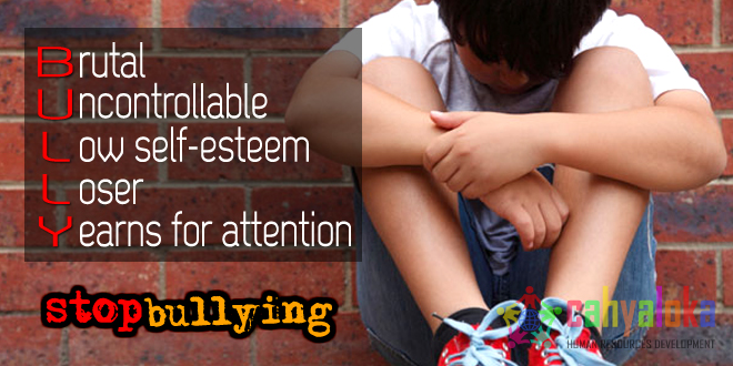 stop bullying start empathy