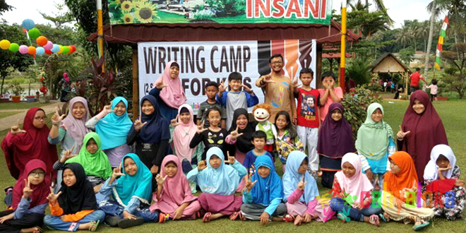 Writing Camp 2017
