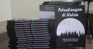 Kelas Literasi Anak, Buku Petualangan di Hutan