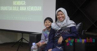 Literasi Parenting-Gita Romadhona