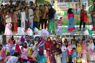 generasi Qurani yang cinta literasi