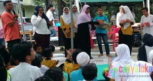 Sanlat Literasi, Ramadhan 1439 H