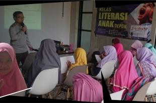 kelas literasi anak